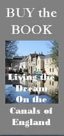 Our Book: 'Living the Dream on the canals of England'