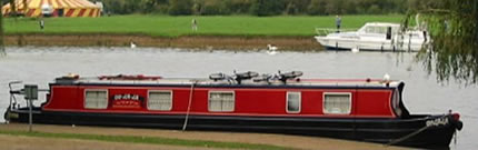 canal narrow boat